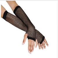 Женские перчатки сетка
