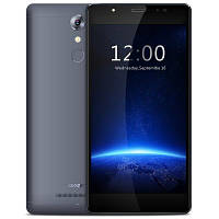 Смартфон Leagoo T1 PLUS, 2sim, 13/13Мп, экран 5.5''IPS, GPS, 3/16Gb, 2650mAh, 4G, 4 ядра, Сканер, Android 6.0