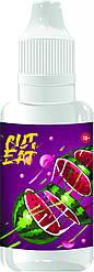 Watermelon Gum | Арбузная жвачка + Клубника - Cut Eat (2 мг | 30 мл)