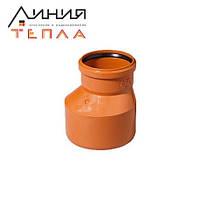 Муфта 160/110 Переходная  Наружная  Redi