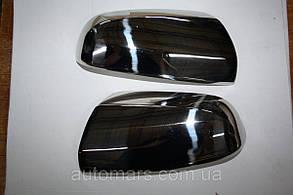 Накладки на дзеркала Opel Zafira B 2005-2008 (нерж.)