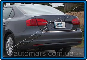 Кромка багажника VW Jetta (2011+)
