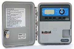 Контроллер Junior Max на 4 зоны, питание 220 В, для внутренней установки с внешним трансформатором (пульт управления автоматическим поливом)