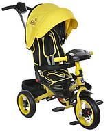 Детский велосипед трехколесный Mars Mini Trike надувные T400