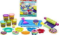 """Набор пластилина """"Магазинчик печенья""""   Play-Doh HASBRO B0307"""