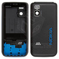 Корпус для мобильного телефона Nokia 5610, high-copy, черный