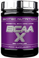 Scitec Nutrition BCAA-X 330 капс.