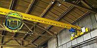 Краны мостовые электрические однобалочные опорные (кран-балки)