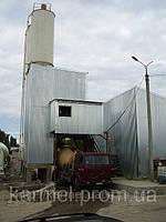 Бетонносмесительный завод