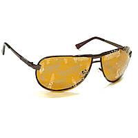 Мужские очки с линзой полароид