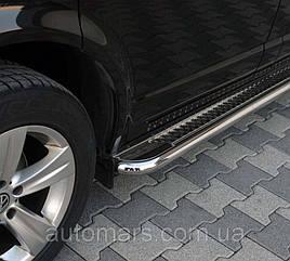 Бічні майданчика (сходинки) Volkswagen Crafter (Premium)