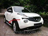 Боковые площадки X5-тип  Nissan Juke
