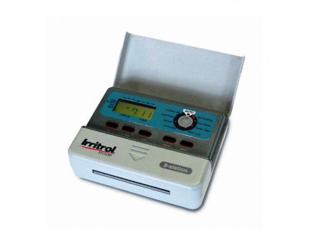 Контроллер Junior Max на 8 зон, питание 220 В, для внешней установки с встроенным трансформатором  П