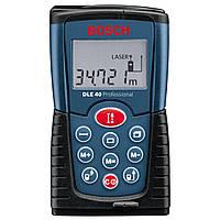Лазерный дальномер Bosch DLE 40 (0 601 016 300)