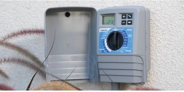 Контроллер Kwik Dial на 12 зон, питание 220 В, для внешней установки с встроенным трансформатором  П