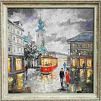 «Очарование Львова»  (в раме)