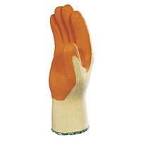 Перчатки VE730R с рельефным латексным покрытием