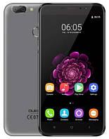 """Смартфон Oukitel U20 Plus 2/16Gb Gray, 2sim, 5.5"""" IPS, 13/5Мп, 3300mAh, 4G, 4 ядра"""