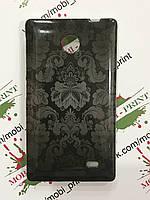 Чехол для Nokia X (Узор)