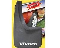 Задние брызговики для Opel Vivaro
