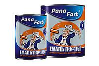 PanaFarb эмаль ПФ 115 желто-коричневая 2,8 кг