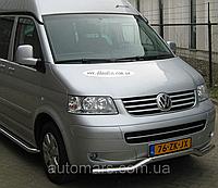 Передняя защита (волна) Volkswagen T5