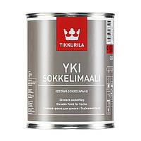 Юки (YKI) краска для цоколя 0,9 л