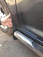 Брызговики передние на VW Caddy (2 шт)
