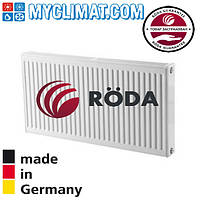 Радиатор стальной Roda 11 тип 500x1200 (991 Bт)