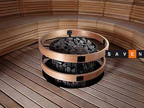 Электрическая печь (каменка) для сауны и бани Harvia Legend 11кВт, фото 3