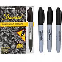 Маркер 99000 Staunion перманентный (2-3мм) черный