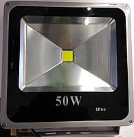 Прожектор светодиодный для улицы, 50 Вт, 220 В, IP66