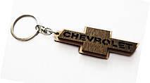 Брелок деревянный Chevrolete