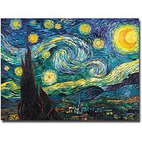 Развивающая игра Schipper Художественный набор Звездная ночь. Винсент ван Гог (9360606)