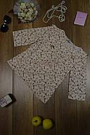 Женская блуза рюша Milano, фото 1