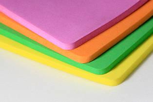 EVA материал (ЭВА листы) ME2070 8 мм цветной 1450*2500 см Lanor