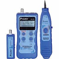 Тестер телекоммуникационных сетей и линий передачи данных Pro'sKit MT-7059