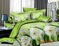 Комплект постельного белья Ирисы +