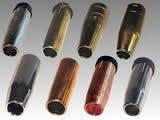 Газовые сопла для сварочных горелок и переходники MIG/MAG (Abicor Binzel)