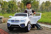 Детский электромобиль BMW X4 J-030 NEW с амортизаторами