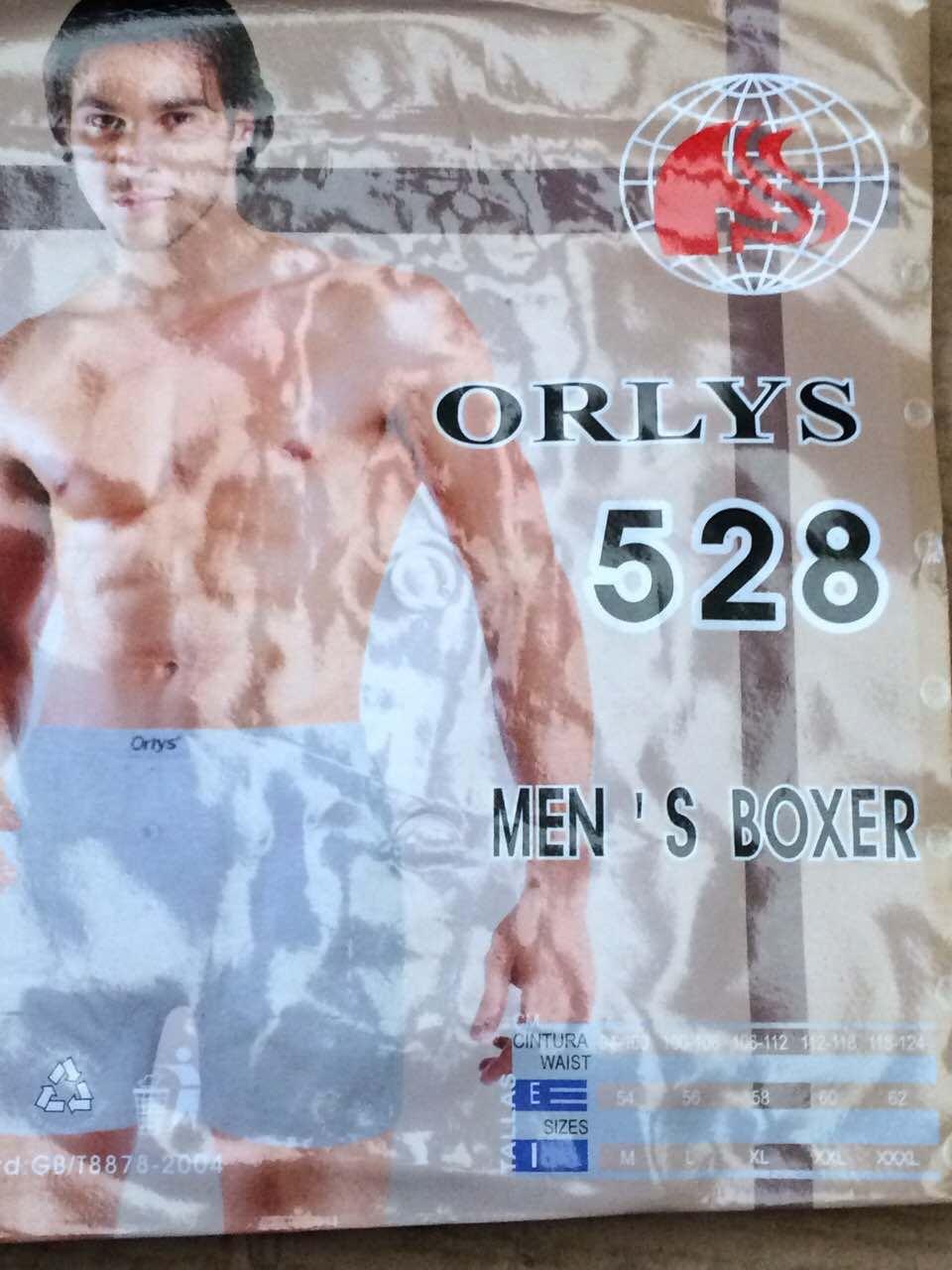 Мужские боксеры M-3XL (10 ШТ)