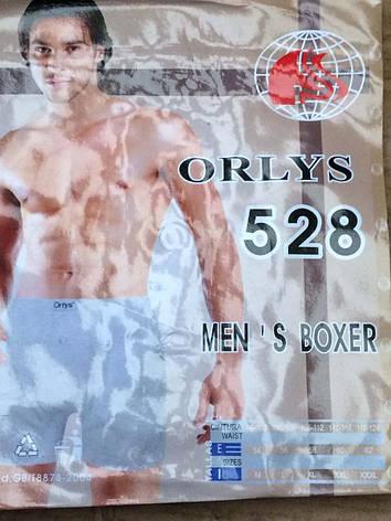 Мужские боксеры M-3XL (10 ШТ), фото 2