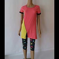 Пижама женская с капрями sexen