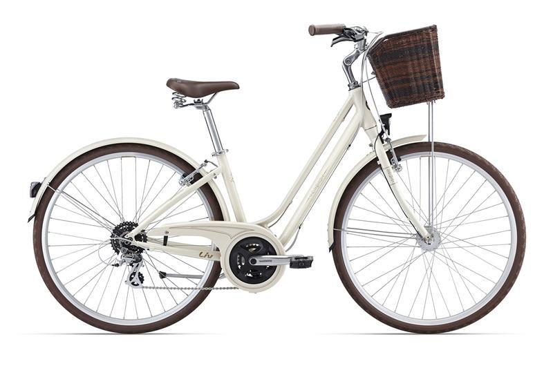 Городской женский велосипед Giant Liv Flourish 2 (GT)