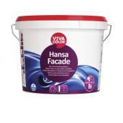 """Hansa Facade Vivacolor. """"Ханза фасад"""" матовая краска для фасада с силиконовыми добавками 2,"""