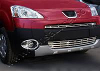 Окантовка противотуманок Peugeot Partner Tepee (2 шт.)