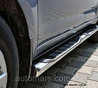 Peugeot Partner Боковые трубы