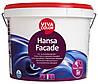 """Hansa Facade Vivacolor """"Ханза фасад"""" матовая краска для фасаду с силиконовыми добавками 9 л"""