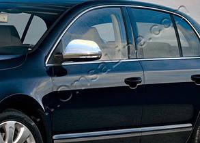 Накладки не зеркала Skoda Superb 2009+