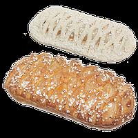 Слоённый пирожок с яблочной начинкой